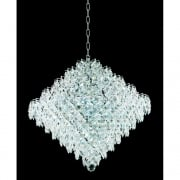 DIAMOND CE01081/18/CH Polished Chrome Pendant
