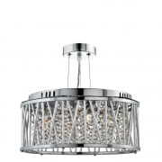 Searchlight Electric Elise 8333-3CC Pendant Ceiling Light